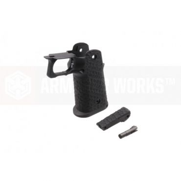 EMG / STI DVC 2011 AW Hi-Capa Grip Kit ( Black )