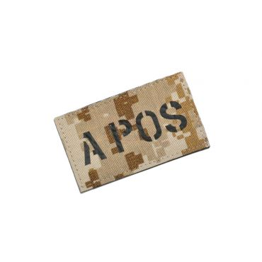 Infrared Reflective Patch - A+ POS ( AOR1 ) ( Free Shipping )