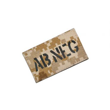 Infrared Reflective Patch - AB- NEG ( AOR1 ) ( Free Shipping )