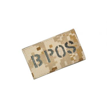 Infrared Reflective Patch - B+ POS ( AOR1 ) ( Free Shipping )