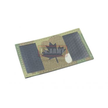 Infra Red Patch - Multicam Canada Flag ( Free Shipping )