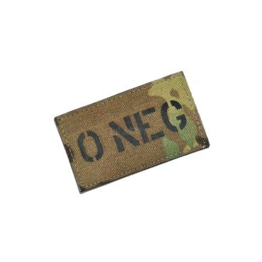 Infrared Reflective Patch - O- NEG ( Multicam ) ( Free Shipping )