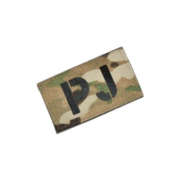 Infrared Reflective Patch - PJ ( Multicam ) ( Free Shipping )