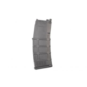 IRON Lightweight Magazine Polymer Strengthening Shell 39 Rds For Marui MWS M4 GBB