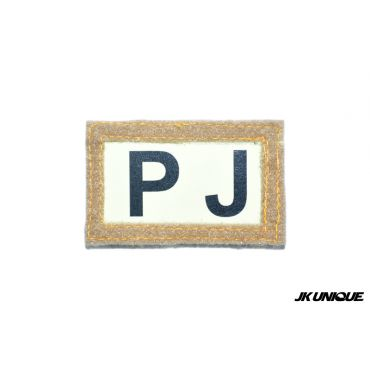 JK UNIQUE PJ Velcro Patch Type A ( DE )