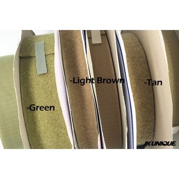 JK UNIQUE Velcro, Touch Fastener, Hook & Loop Set ( 1/yards )