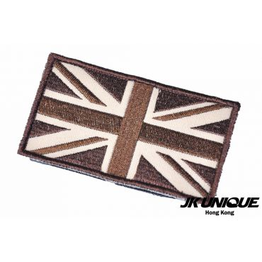 JK UNIQUE Patch - UK FLAG ( CB ) ( Free Shipping )