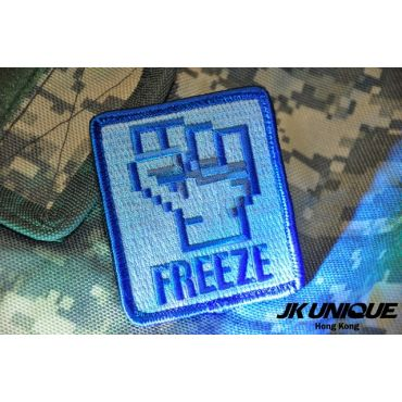 JK UNIQUE FREEZE Patch (Facebook Style)