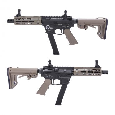 King Arms TWS 9mm SBR GBB ( DE )
