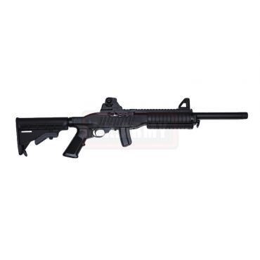 KJ Works KC-02 Tactical Carbine Gas Blow Black Rifle ( KC02 V1 ) ( 10/22 )
