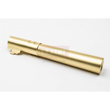 KF Airsoft Hi-Capa Outer Barrel ( Gold )
