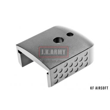KF Airsoft Hi-Capa Mag Base for TM 5.1 / 4.3 ( BK )