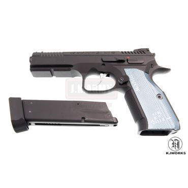 KJ Works CZ Shadow 2 GBB Pistol ( ASG Licensed ) - Gas Version