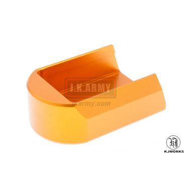 KJ Works Magazine Plate for CZ SP-01 Shadow ( Orange )