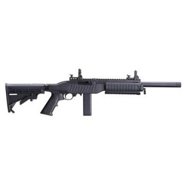 KJ Works KC-02 Tactical Carbine Gas Blow Black Rifle ( KC02 V2 ) ( 10/22 )