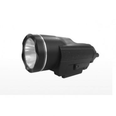 HOLOSUN DOUBLE-L HS201RA 250Lumen LED Light Combine with Red Laser