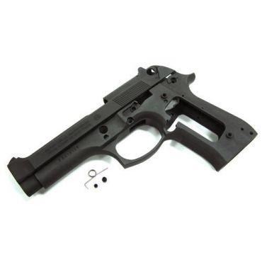 Guarder Aluminum Slide & Frame for Marui M92F (BK)