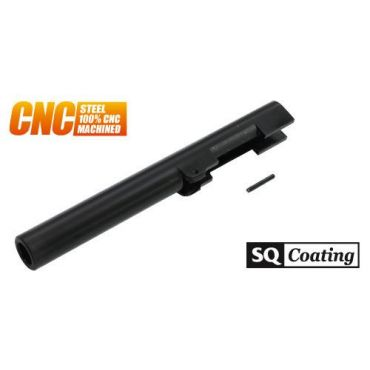 Guarder Steel Barrel for TM/KJ M92F (BK)