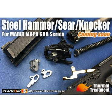 Guarder Steel Hammer/Sear Set for TM M&P9 GBB