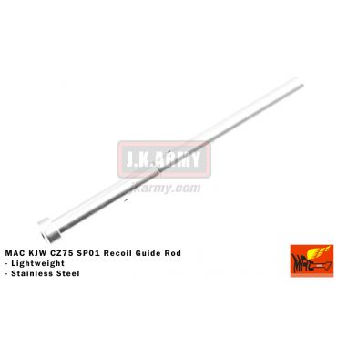 MAC KJW CZ75 SP01 Recoil Guide Rod