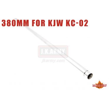 Maple Leaf For KJW KC-02 Precision Inner Barrel Length 380mm ( KC 02 )