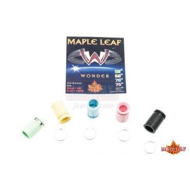 Maple Leaf Wonder Hop Up Bucking for Marui / WE / KJ GBB Pistol & GBBR & VSR ( 50° / 60° / 70° / 75°/ 80° )