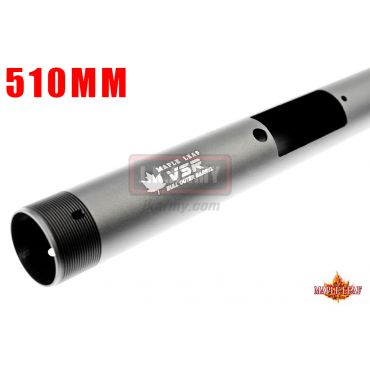 Maple Leaf VSR CNC Light Bull Outer Barrel & Cap for 470mm Inner Barrel ( for VSR-10 Series FN SPR A5M )
