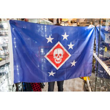 MARSOC RAIDERS Flag ( Blue ) ( Size:No.4 )