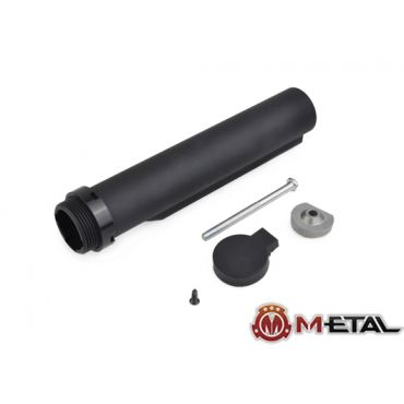 Metal 6 Position Stock Pipe for AEG M4