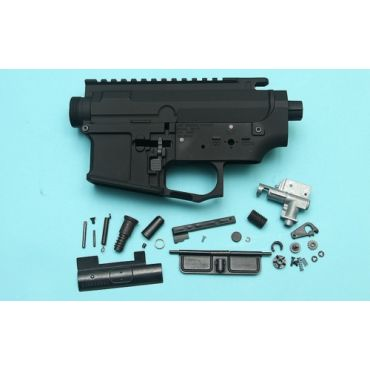G&P Stealth GP Taper Metal Body ( Black ) For Mauri M4 AEG / M16 AEG Series