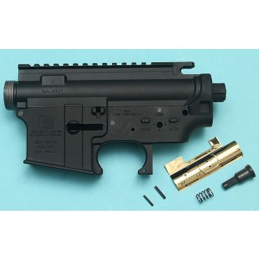 G&P Salient Arms Gen. 2 AEG Metal Body ( Black )