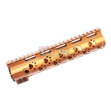 MF Meow-LOK Rail 9Inch for AEG Airsoft ( Orange )