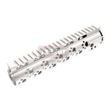 MF Meow-LOK Rail 9Inch for AEG Airsoft ( Silver )