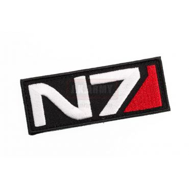 MF N7 Style Patch Type A ( 86x34mm )