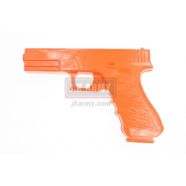 Model 17 Rubber Training Gun ( Orange )