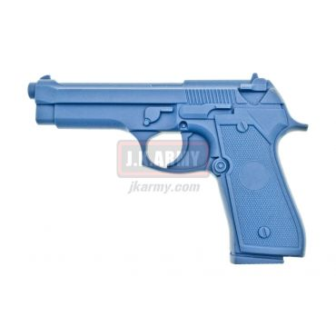 M92 Rubber Training Gun ( Blue )