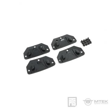 PTS MTEK FLUX Hook for Retention Strap ( Black / Coyote )