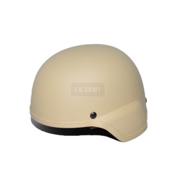 MICH 2000 Plastic Helmet  (Tan/Light weight)
