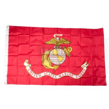 MF USMC Red Flag ( 90 x 150cm )