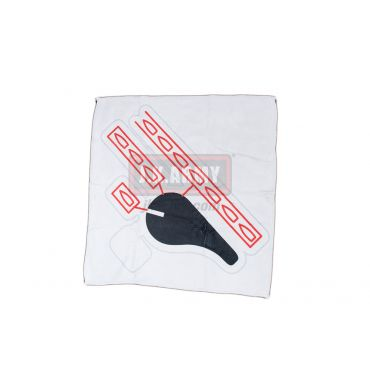 MF MP5 Selector Towel ( 35 x 35cm )