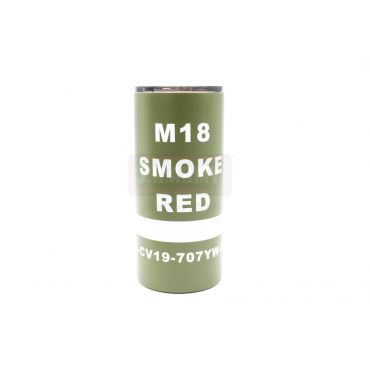 MF M18 Smoke Grenade Style SUS304 Bottle Coffee Mug w/ Sleeve Case ( Cerakote )