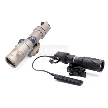 MF 323V Style LED Flashlight ( BK / DE )