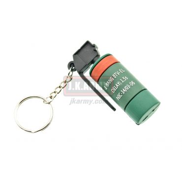 MK13 Mod 0 BTV-EL Grenade Style Mini Key Chains ( Not for sale )