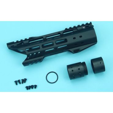G&P Multi-Task Fore Change System 8 Inch Shark M-Lok ( Slim ) for G&P M.T.F.C. System