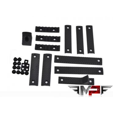 MP URX 3 & 3.1 Deluxe Panel Kit ( BK )