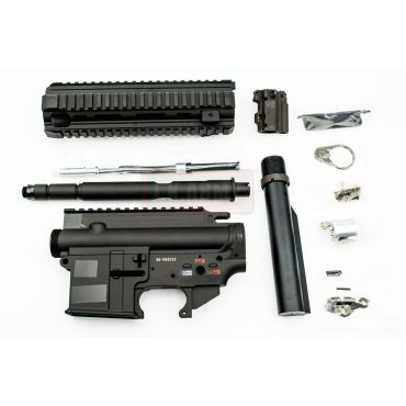 MWC Custom CNC 416 Original Kit for Tokyo Marui M4A1 MWS GBB ( Black Limited )