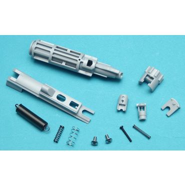 G&P Reinforced Drop In Complete Nozzle Set For Marui MWS ( Gray )