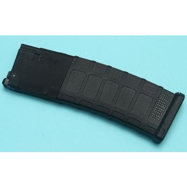 G&P G Mag Long Ver. 46 Rds for Marui TM MWS GBBR System ( Black Magazine )