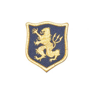 Navy Seals Gold Team Lion Patch
