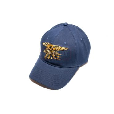 NAVY SEALs Pattern Baseball Cap ( Navy Blue )